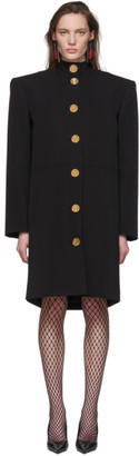 Balenciaga Black Campaign Dress