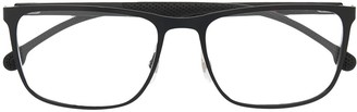 Carrera Carbon Fibre Rectangle Glasses