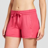 Gilligan & O Women's French Terry Pajama Shorts - Gilligan & O'Malley