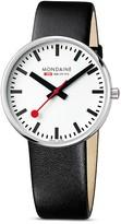 Mondaine Evo Giant Watch, 42mm