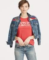 Ralph Lauren Logo Jersey Graphic T-Shirt
