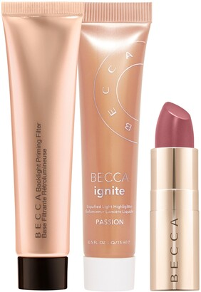 Becca Spark the Light Travel Size Best-Sellers Set