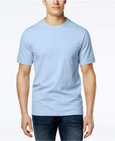 Club Room Men's Big & Tall Solid Crew-Neck T-Shirt, Created for Macy's