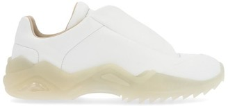Maison Margiela New 22 Future Logo Patch Low Top Sneakers