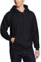 Hanes Men's Pullover EcoSmart Fleece Hoodie, Light Blue, 3X-Large