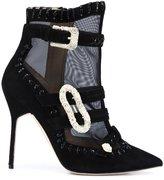 Marchesa 'Wendy' boots - women - Suede - 35