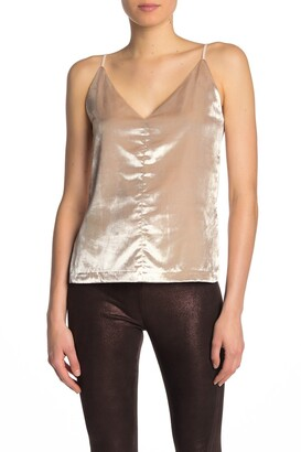 Habitual Velvet Front Camisole