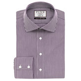Thomas Pink Holmes Check Athletic Fit Button Cuff Shirt