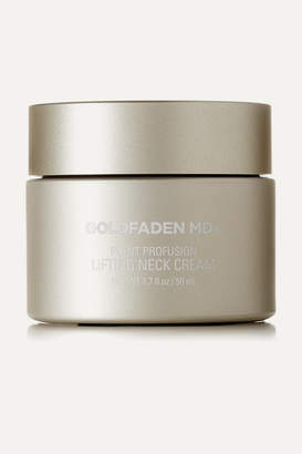 Goldfaden Plant Profusion Lifting Neck Cream, 50ml - Colorless