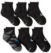 Champion Boys' 6-Pack Ankle Socks