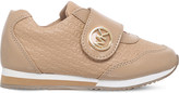 MICHAEL Michael Kors Zia-Alexia patent trainers 2-7 years