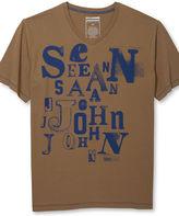 Sean John Big & Tall Blueprint T-Shirt