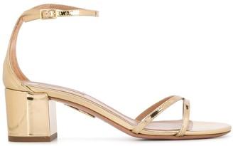 Aquazzura Purist 50mm sandals