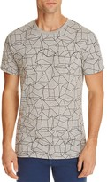 Sovereign Code Vivid Geometric Print Tee