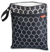 Skip Hop SKIP*HOP® Grab & Go Wet/Dry Bag in Onyx Tile
