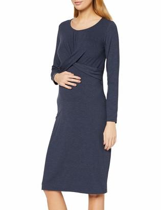 Mama Licious Mamalicious Women's Mlselena L/S Jersey Dress