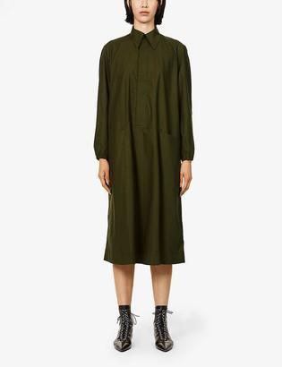 Toogood The Housekeeper cotton-poplin maxi dress