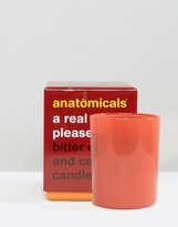 Anatomicals A Real Wick Pleaser - Bitter Orange & Cedar Candle 200g