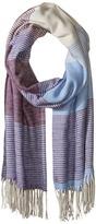 Echo Soft Stripe Blanket Wrap
