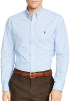 Polo Ralph Lauren Slim-Fit Checked Poplin Shirt