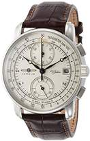 Zeppelin watch 100 anniversary dial 86701 Men's [regular imported goods]