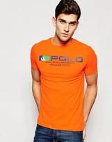 Polo Ralph Lauren T-shirt With Sailing Team Print
