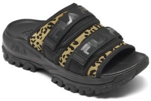 Fila Women's Outdoor Slide Sandals from Finish Line