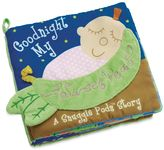 Manhattan toy Snuggle Pods Goodnight My Sweet Pea Book by Manhattan Toy
