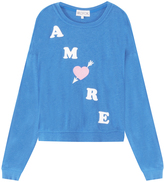 Wildfox Couture Amore Sweatshirt