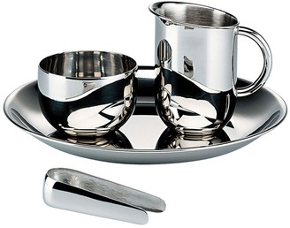 Alessi Stainless Steel Coffee Set