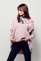 Free People Womens LOVER BOY PULLOVER