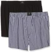 Tom Tailor Underwear Men's Web 2er Pack Boxer Shorts,XX-Large