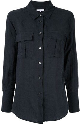 Venroy Chest Pocket Shirt