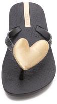 Ipanema Neo Love Heart Detail Flip Flops