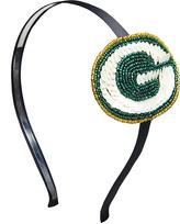 Aminco Green Bay Packers Horsehoe Hair Band