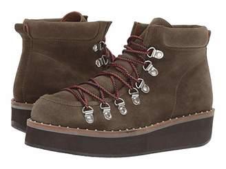 Free People Durango Hiker Boot (Black) Women's Shoes
