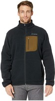Columbia Rugged Ridgetm Sherpa Fleece (Graphite) Men's Clothing