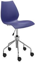Kartell Maui Swivel Chair - Navy Blue