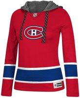Reebok Montreal Canadiens Ladies' Jersey Crewdie
