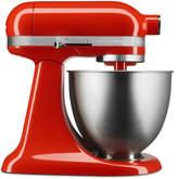 KitchenAid KSM3311 Artisan Mini Stand Mixer - Hot Sauce