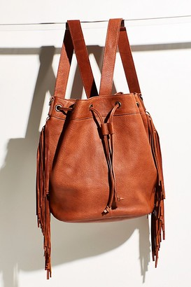 Fp Collection Dawn Drawstring Backpack