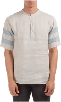 Emporio Armani Double T Short Sleeve Shirts
