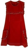 ALEXACHUNG Alexa Chung Red Cotton Dresses