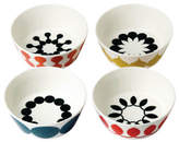 Royal Doulton Charlene Mullen Set 4 Cereal Bowl