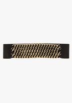 Bebe Wide Multi Chain Stretch Belt