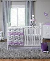 Jonathan Adler Happy Chic Baby Emma 4 Piece Crib Bedding Set