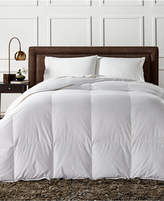 Charter Club European White Down Heavyweight King Comforter