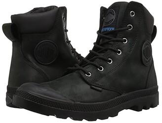 Palladium Pampa Cuff WP Lux (Black/Black) Boots