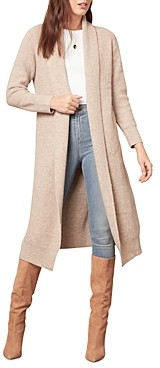 Cupcakes And Cashmere Tabitha Open Front Cardigan