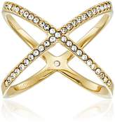 Michael Kors Pave X Ring
